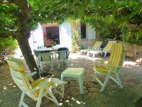 Loue Presqu'ile de Saint Tropez. Gigaro. La Croix-Valmer - 5couchages