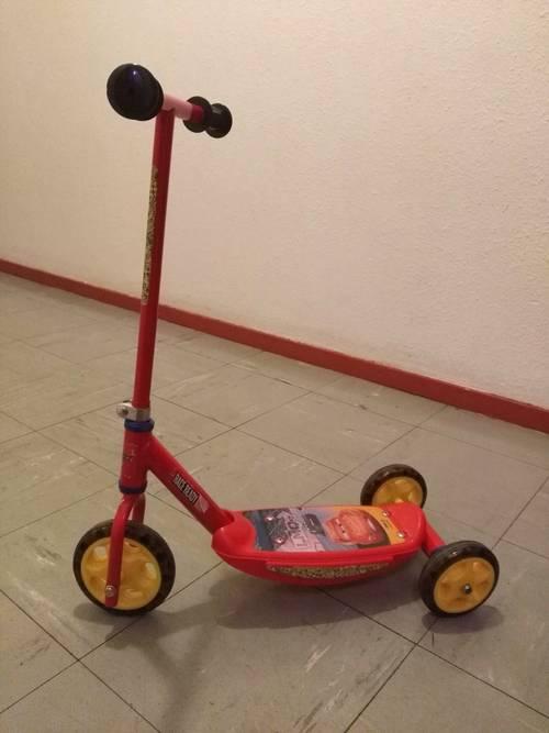 Prête tricycle