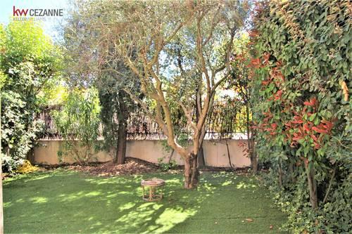 Vends T3proche des commodités, au calme avec jardin sur Puyricard - 76m²