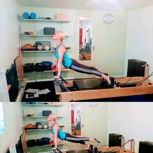 Professeur de pilates