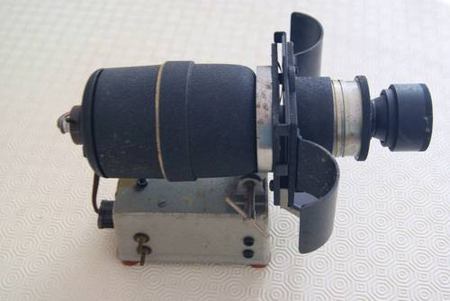 Projecteur ancien pour diapositives