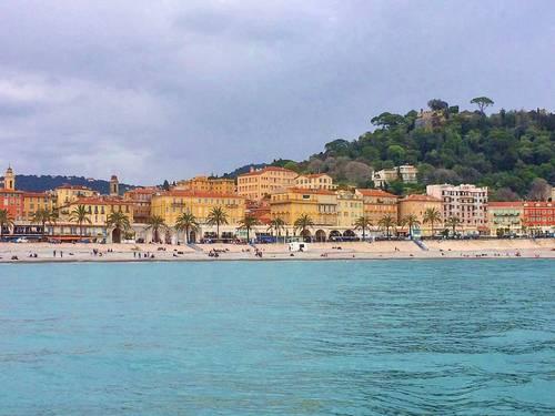 Loue appartement (courte duree) Promenade des Anglais proche Negresco - 4couchages - Nice