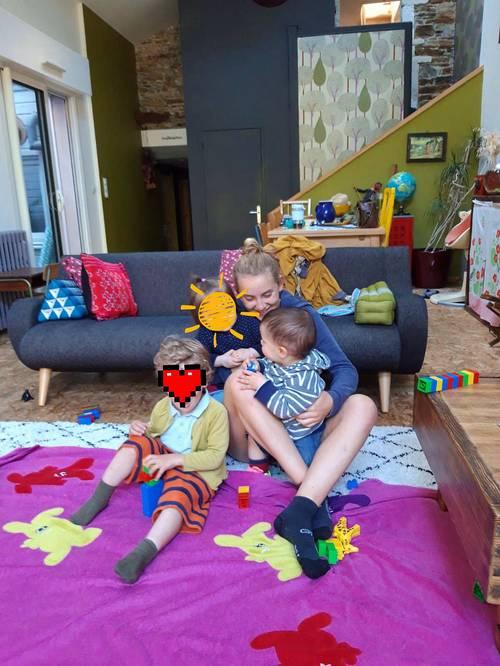 Propose babysitting Nantes centre