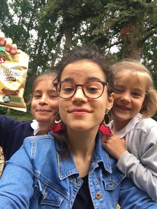 JF Propose babysittings à Azay sur cher