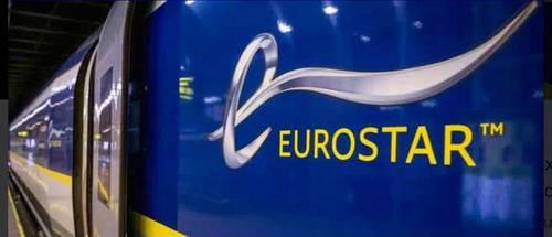 Propose un bon de billet Eurostar valable jusqu'au 30décembre 2021