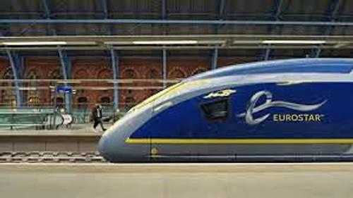 Propose billets Eurostar - 22et 24octobre