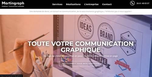 Propose mes services de graphisme / communication print et digitale