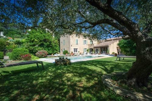 Vends Propriété de charme avec piscine et dépendances, près Avignon / Uzès - 9chambres, 530m²