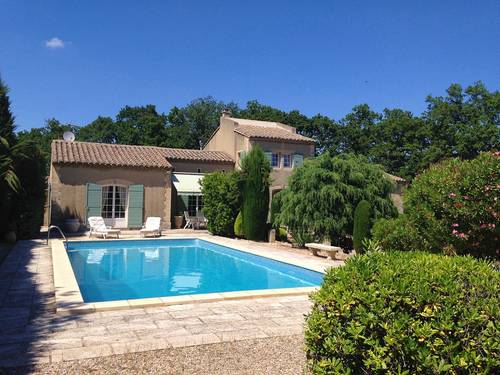 Mas Provencal, Piscine, Tennis 6 couchages