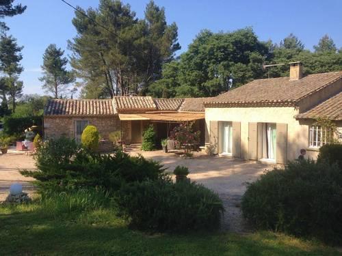 Loue Mas Provençal St Remy de Provence (13) - 3chambres - 6couchages