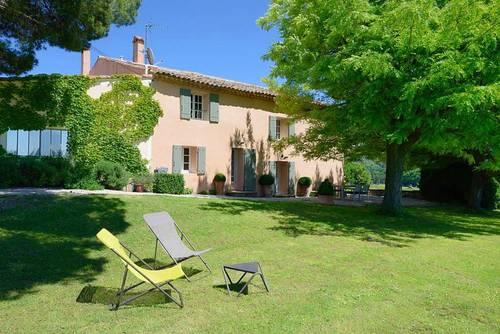 Loue gîte de charme dans bastide - Aix-en-Provence (13) - 2chambres 4couchages
