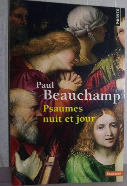 """Livre """"Psaumes nuit et jour"""""""