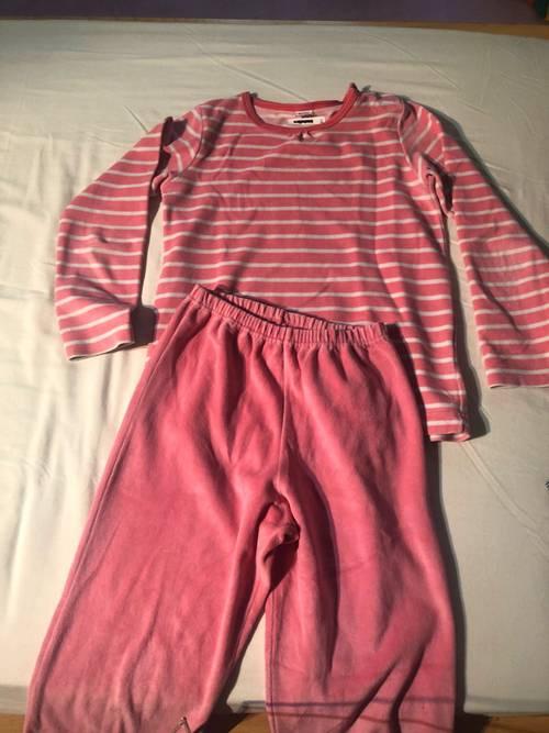 Pyjama fille 8Ans « Petit Bateau »