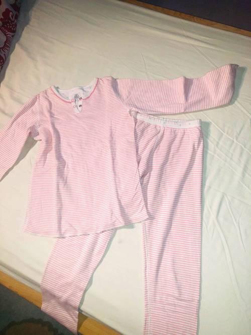 Pyjama fille taille 8Ans « Petit Bateau »