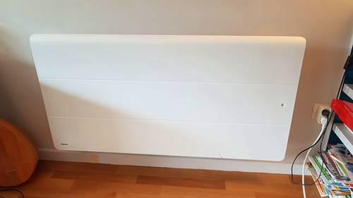 Vends Radiateur Design Neuf à inertie Noirot Connecté 2000W