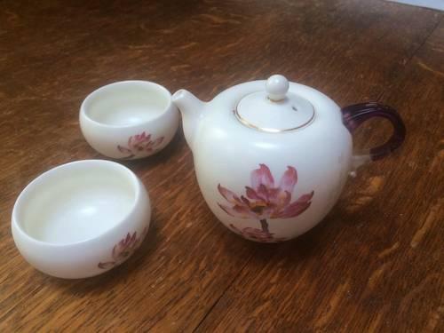 Ravissant service à thé originaire de Formose
