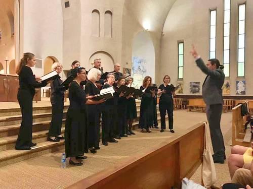 Rejoignez l'Ensemble Vocal de Neuilly en septembre!