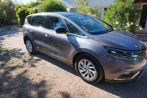 Vends Renault Espace 5- très bon état - 2016, 105681km