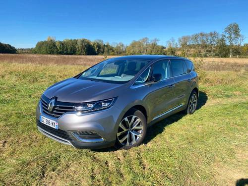 Renault Espace 5dci 160Intens - 2016, 77500km