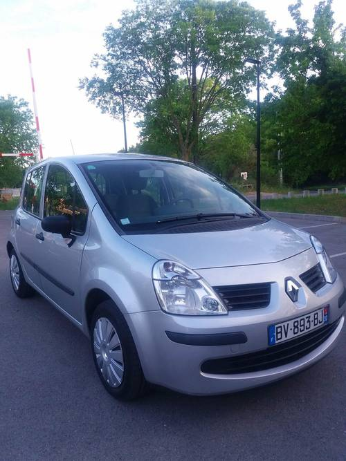 Vends Renault Modus EXPRESSION diesel 5CV, 2006, 73000km
