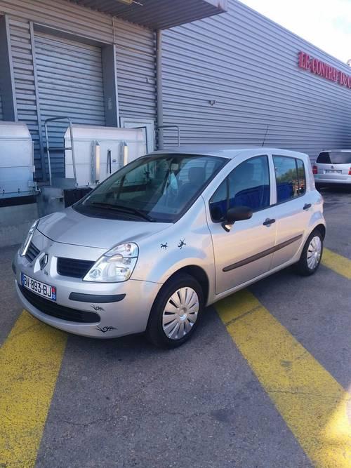 Renault Modus EXPRESSION (2006) 73000km