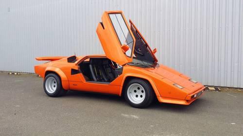 Réplique de Lamborghini Countach
