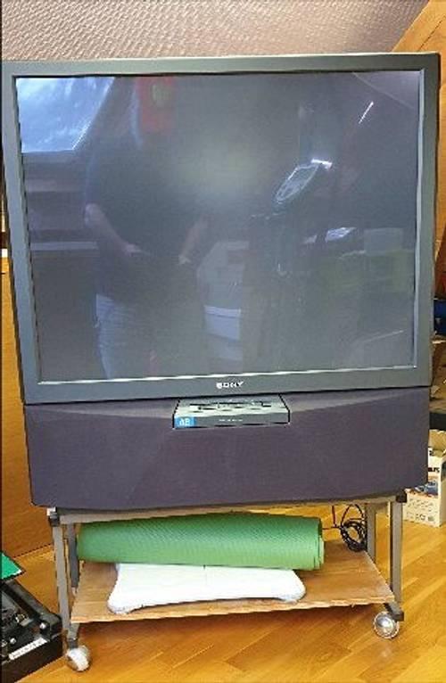 Sony retroprojecteur