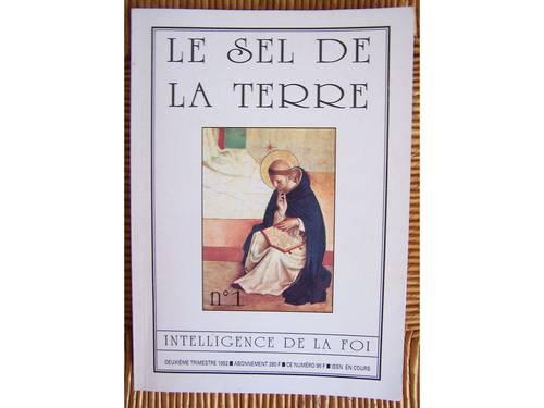 Revue Le sel de la terre,n°11992