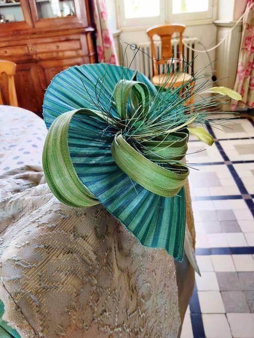 Robes et chapeaux pour mariage