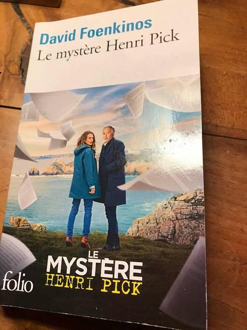 Roman Le mystère de Henri Pick