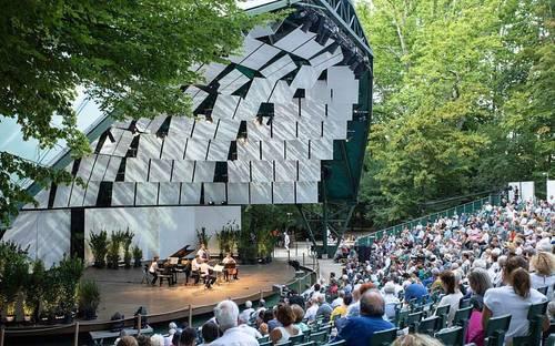 La Roque d'Anthéron festival de piano 1billet pour le 6août - Mozart