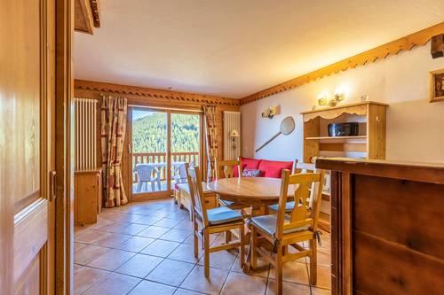 Loue appartement Arcs 1800le ROSELEND les alpages du Chantel - 6couchages