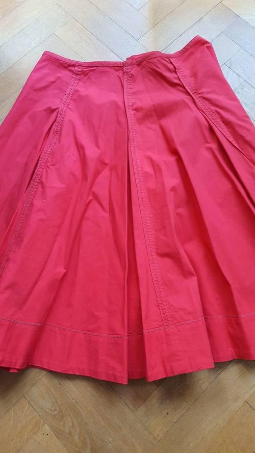 Jupe rouge Kookaï taille 36