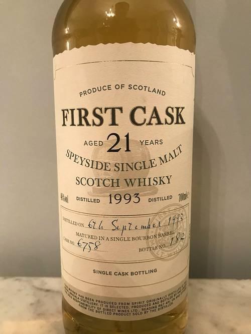 Vends Royal Brackla 199321Year Old, First Cask Speyside Single Malt Whisky