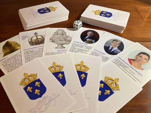 Le Jeu Royal pour connaître l'histoire des rois qui ont fait la France