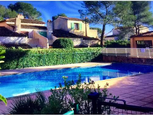 Loue Saint Raphaël: T2 42m².terrasse  24m². 4couchages