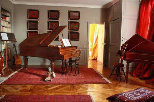 Loue salle de musique, Rennes (35)