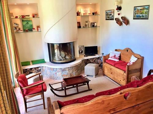 Loue appartement tout confort 4couchages, 1chambre, Samoens (74)