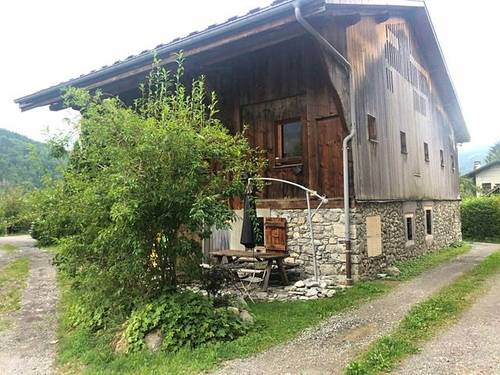 Loue Samoëns (74) Chalet de montagne- 9couchages