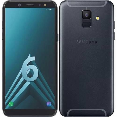 Samsung Galaxy A6noir double sim
