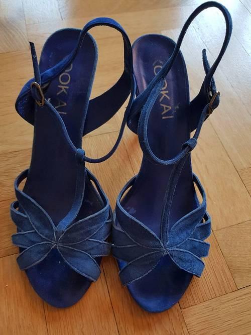 Sandales bleues Kookai - pointure 39