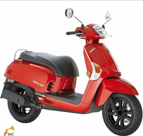 Scooter Kymco like 125- 9000km - 2017