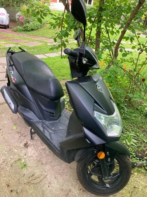 Scooter 50cc Sym Orbit III - 2021- 1850Km
