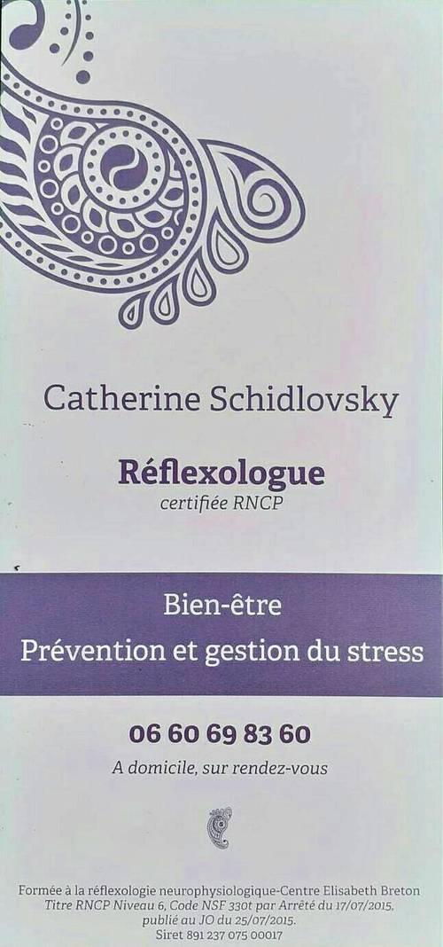 Propose séances de réflexologie à domicile