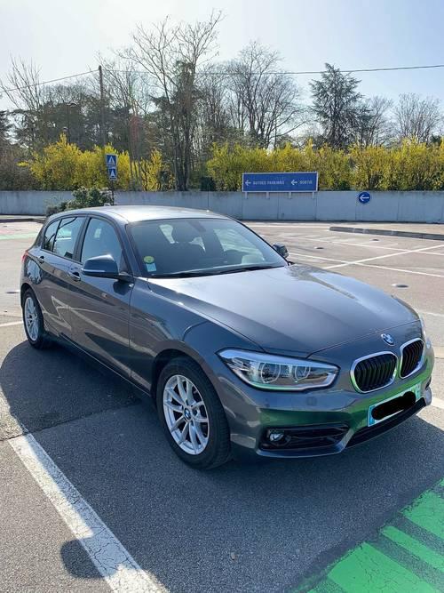 BMW Série 1F20116d BVA8LED GPS Business Design 5p - 2018, 19800km