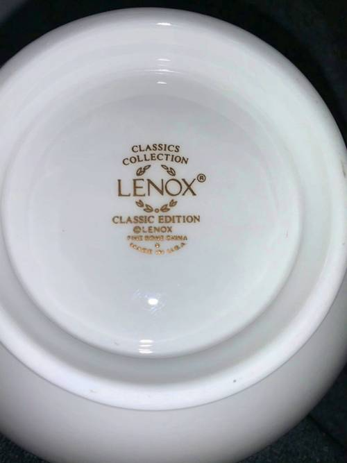 Service à café /thé «Lenox»