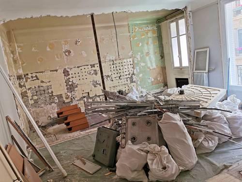 Propose conception et rénovation d'appartements et de studios à Paris