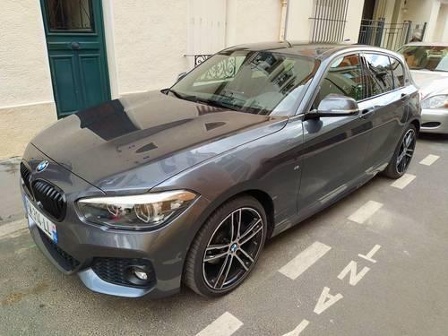 BMW 120i 184pack M Shadow Line - 2018, 64500km