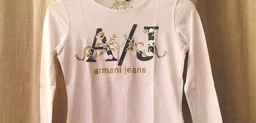 Tee-shirt Armani Jeans taille S