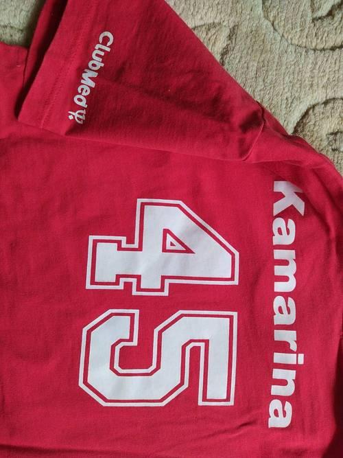 Tee-shirt 45Club Med 6ans